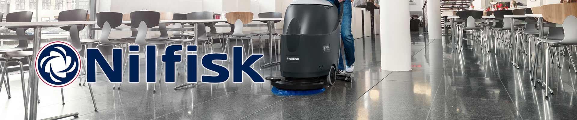 Nilfisk - mašine za čišćenje