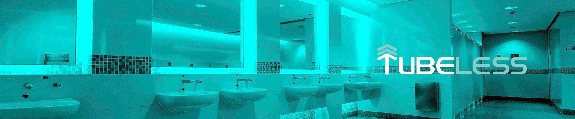 Tubeless - savremeni proizvodi za higijenu kupatila